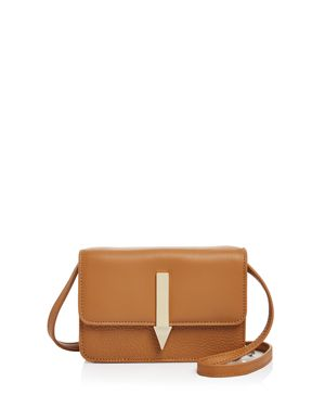 Karen Walker Millie Leather Crossbody