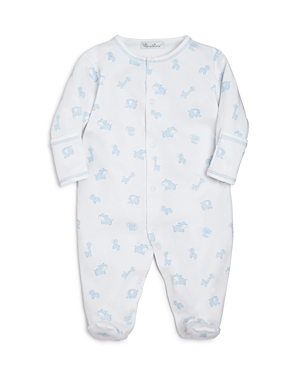 Kissy Kissy Infant Boys' Animal Print Footie, Sizes 0-9 Months - 100% Exclusive