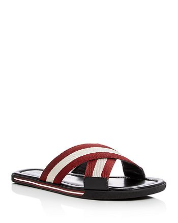 81e3fb587b0d Bally - Men s Bonks Slide Sandals