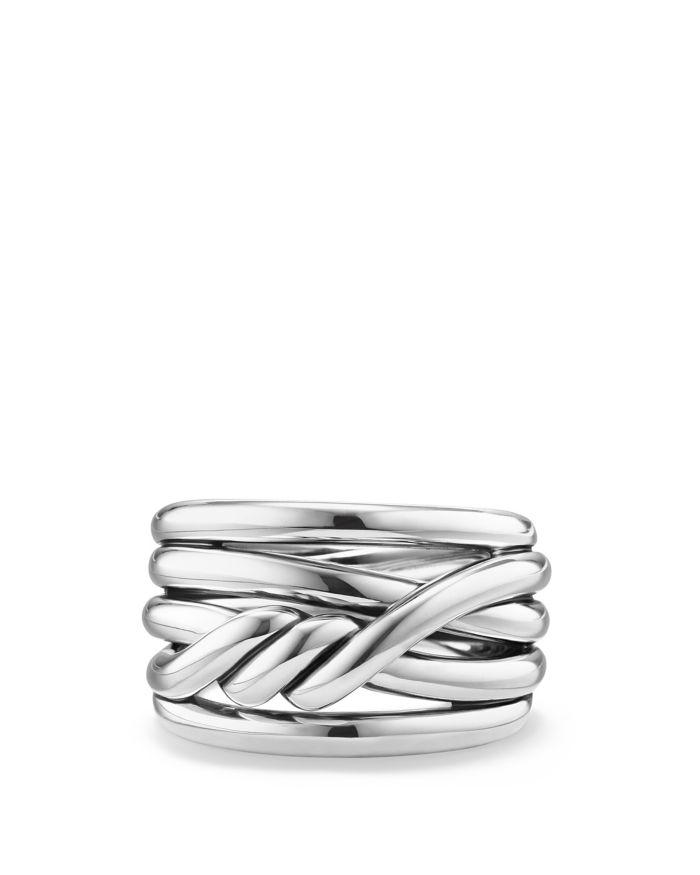 David Yurman Continuance Ring, 14mm  | Bloomingdale's