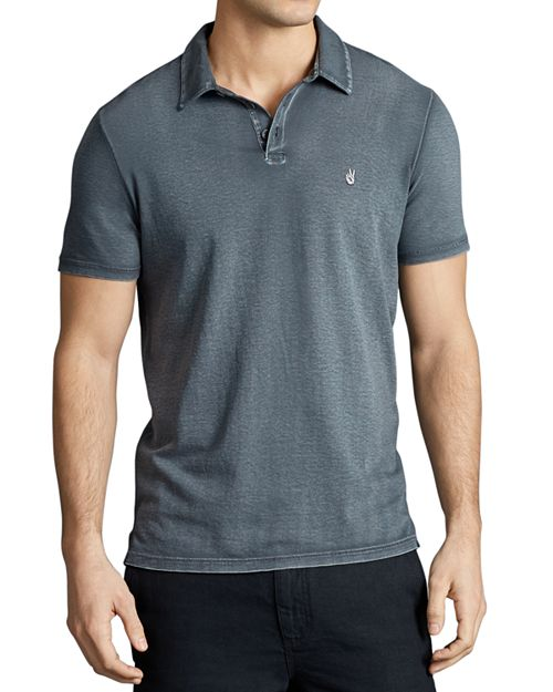 John Varvatos Star Usa Peace Slim Fit Polo Shirt Bloomingdales