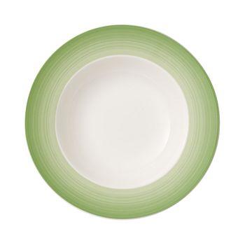 Villeroy & Boch - Colorful Life Rim Soup Bowl