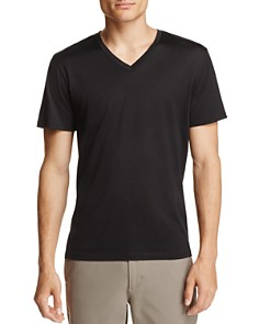 Theory Claey Plaito V-Neck Tee - Bloomingdale's_0