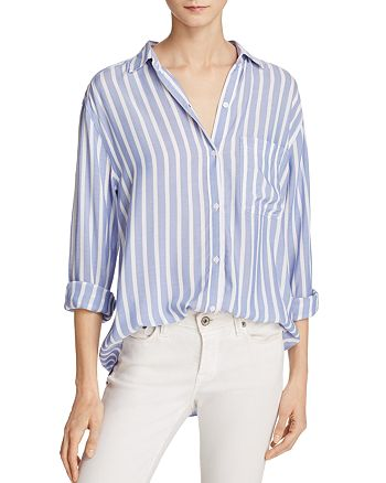 Rails - Janelle Striped Button-Down Shirt - 100% Exclusive