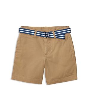 Ralph Lauren Childrenswear Boys Chino Suffield Shorts  Little Kid