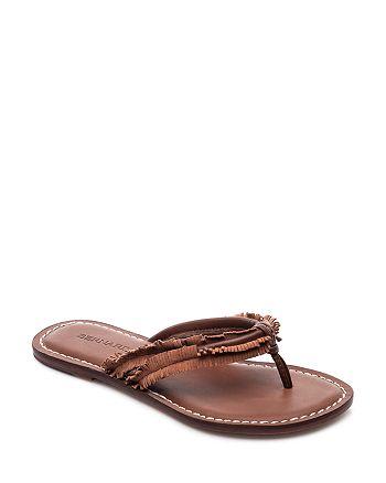 Bernardo - Women's Miami Fringe Thong Sandals