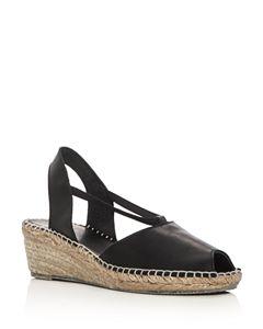 4cf7f864e7ee Jodi Leather Platform Wedge Espadrille Sandals. Even More Options (5).  Marni. Marni. Sale  372.00 · Andre Assous