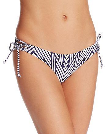 Red Carter - Cali Lace-Up Side Bikini Bottom