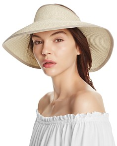 San Diego Hat Company Classic Packable Visor - Bloomingdale's_0