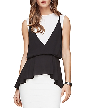 Bcbgmaxazria Elain Layered-Look Top
