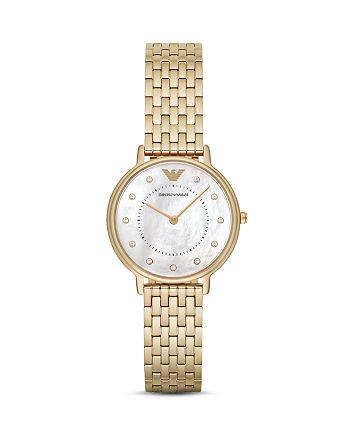Emporio Armani - Kappa Watch, 32mm