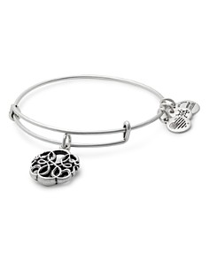 Alex and Ani - Path of Life Expandable Wire Bangle