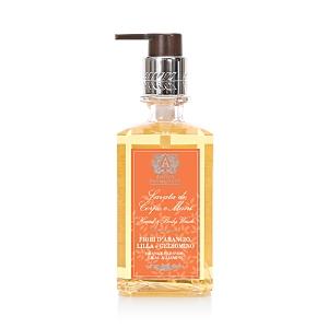 Antica Farmacista Orange Blossom, Lilac and Jasmine Hand & Body Wash