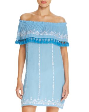Parker Jeanette Dress Swim Cover-Up