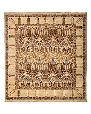 Solo Rugs Arts and Crafts Area Rug, 5'9 x 6'3
