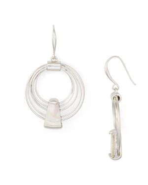 Robert Lee Morris Soho Layered Drop Earrings