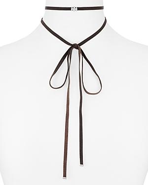 Nadri Wrap Choker Necklace, 60