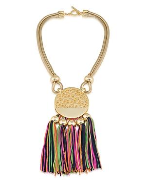 Trina Turk Tassel Necklace, 18-Jewelry & Accessories