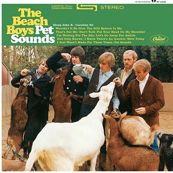 Baker & Taylor - The Beach Boys, Pet Sounds Vinyl Record