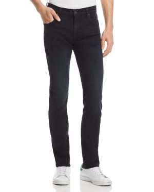 Seven for All Mankind Paxtyn Skinny Fit Jeans in Stockholme