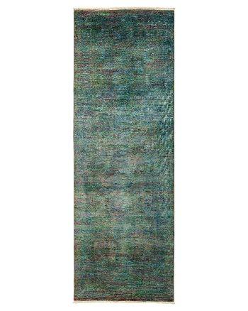 """Solo Rugs - Vibrance Runner Rug, 3' x 8'7"""""""