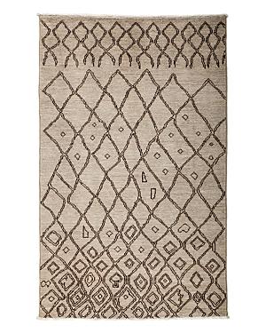 Solo Rugs Moroccan Area Rug, 5'1 x 8'3