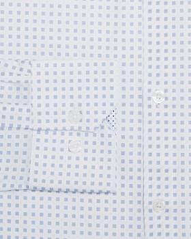 WRK - Micro Dot Square Slim Fit Dress Shirt