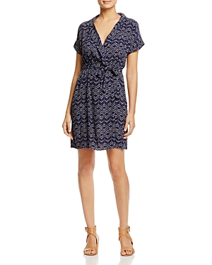 Vero Moda Gina Faux Wrap Dress