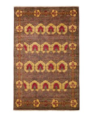 """Morris Collection Oriental Rug, 5'1"""" x 7'10"""""""