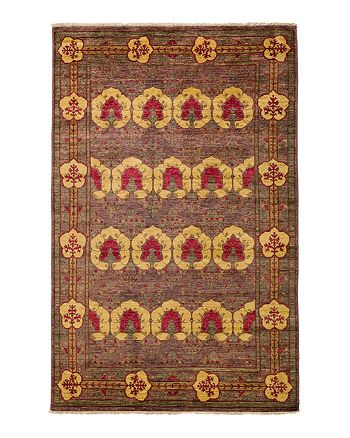 "Bloomingdale's - Morris Collection Oriental Rug, 5'9"" x 9'5"""
