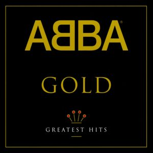 Baker & Taylor Abba Gold, Greatest Hits Vinyl Record