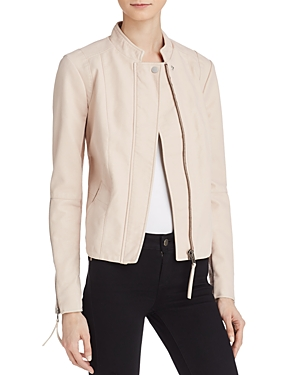 Free People Clean Vegan Faux Leather Jacket