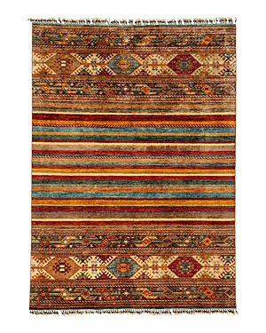 Tribal Collection Oriental Rug, 5'10 x 8'