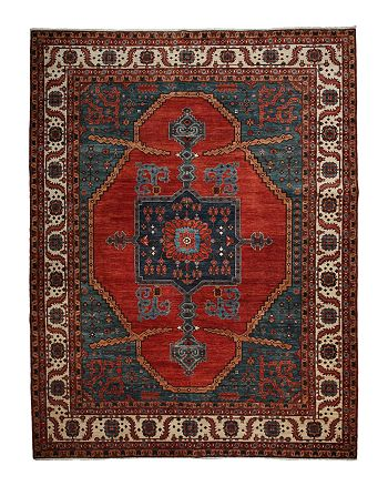 """Bloomingdale's - Adina Collection Oriental Rug, 9'1"""" x 11'10"""""""