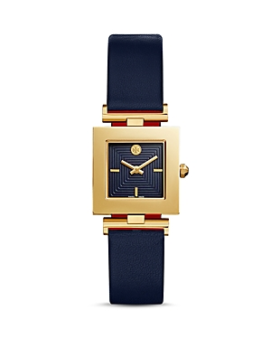 Tory Burch Sawyer Twist Watch, 25mm x 25mm