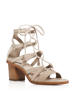 Frye Brielle Gladiator Lace Up Sandals