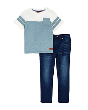 7 For All Mankind Boys' Tee & Jeans Set - Little Kid