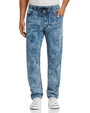 Diesel Narrot Patterned Slim Fit Jogger Jeans