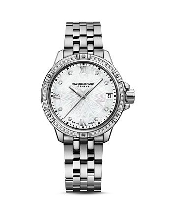 Raymond Weil - Tango Diamond Bezel Watch, 30mm