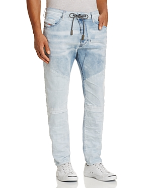 Diesel Narrot Slim Fit Jogger Jeans in Denim