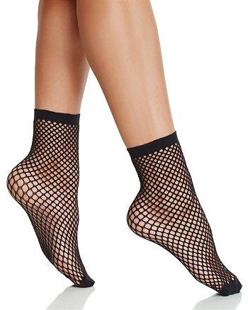Pretty Polly - Fishnet Anklet Socks