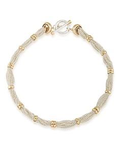 """Lauren Ralph Lauren Collar Chain Necklace, 18"""" - Bloomingdale's_0"""