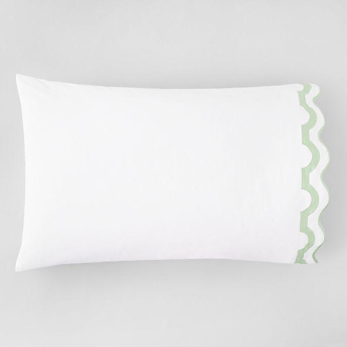 Matouk Mirasol Pillowcase, King In White