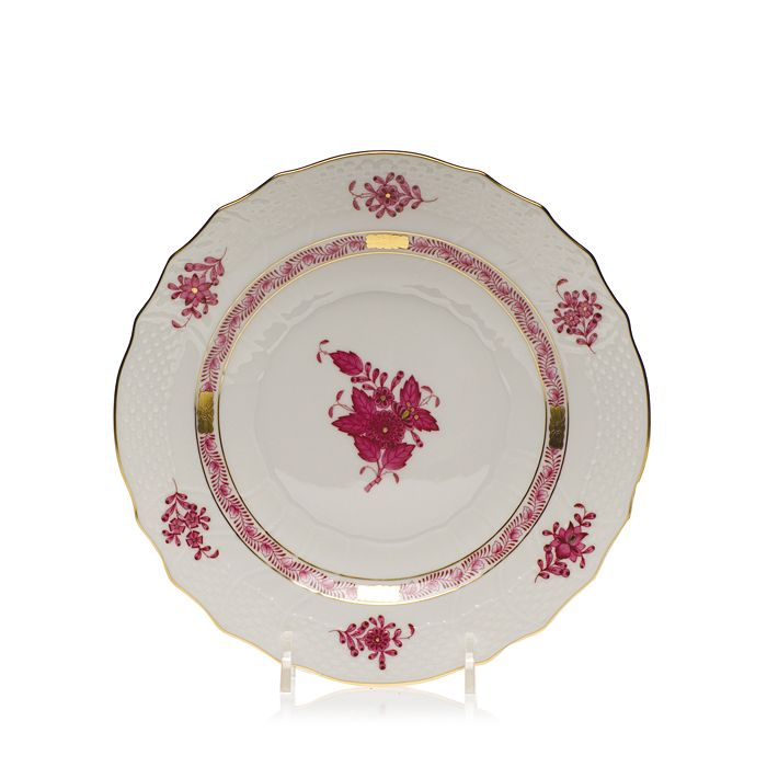 Herend - Chinese Bouquet Salad Plate