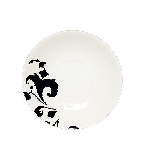 Gien - Indigo Soup/Pasta Plate