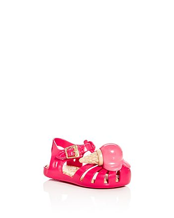 Mini Melissa - Girls' Mini Aranha Sandals - Walker, Toddler