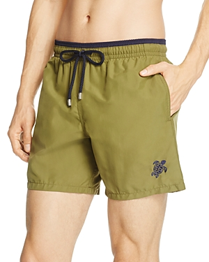 Vilebrequin Moka Bi-Color Swim Trunks