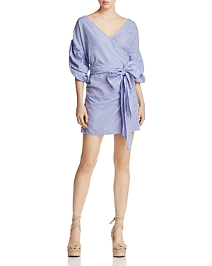 Mlm Label Salo Wrap Dress
