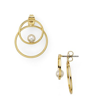 AQUA - Miranda Stud Earrings - 100% Exclusive