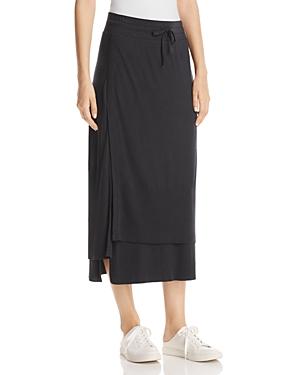Dkny Layered Midi Skirt